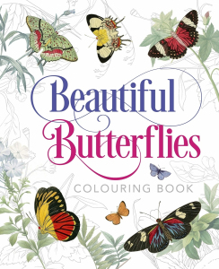 Beautiful Butterflies Colouring Book