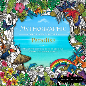 Mythographic. Color & Discover: Paradise