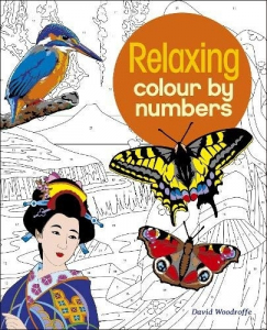 Relaxing Colour by Numbers