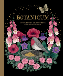 Botanicum Coloring Book: Special Edition