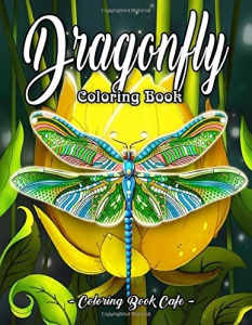 Dragonfly Coloring Book